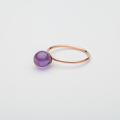Big Babol ring violet
